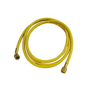Flexible de climatisation jaune transport azote