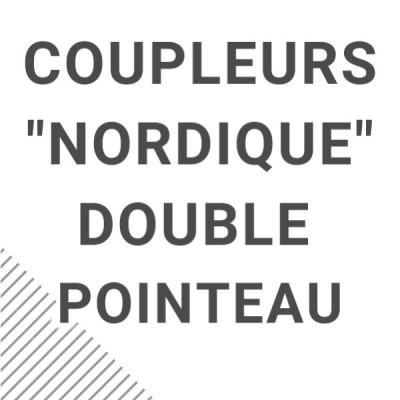 """Nordique """"double pointeau"""""""